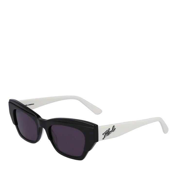 Sonnenbrille, Karl Lagerfeld, KL6034S MATTE BLACK