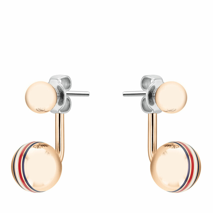 Ohrring, Tommy Hilfiger, Earrings Rose Gold
