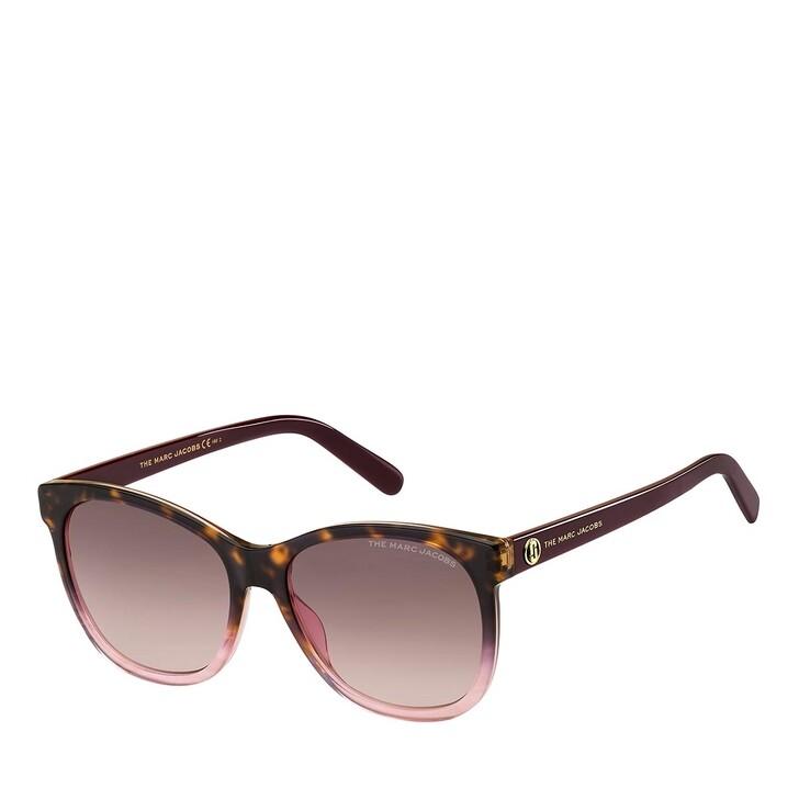 sunglasses, Marc Jacobs, MARC 527/S HAVANA BURGUNDY