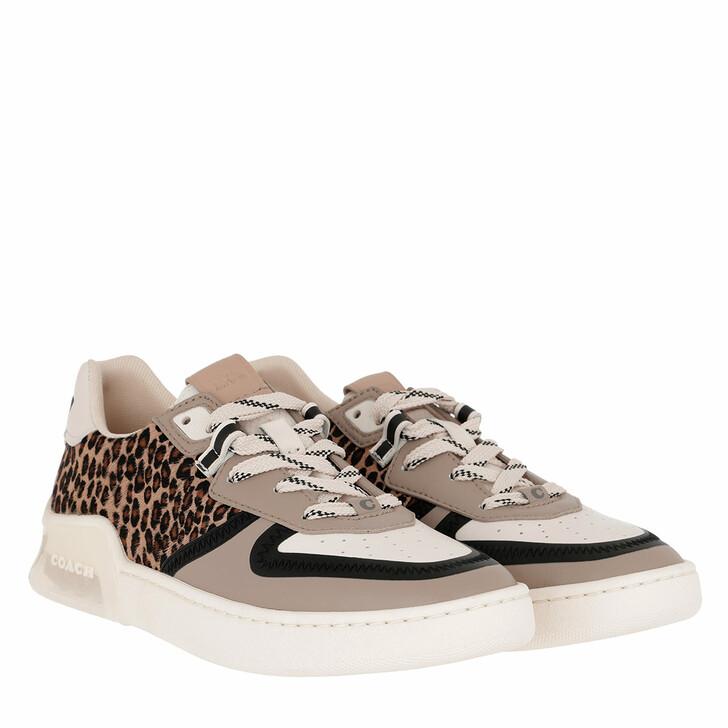 Schuh, Coach, Citysole Court Sneaker Natural/Beechwood