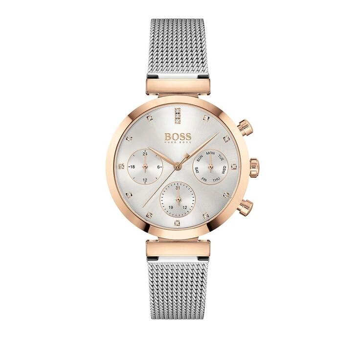 Uhr, Boss, Flawless Watch Roségold