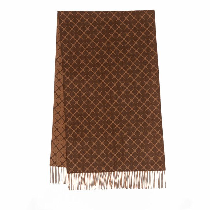 scarves, By Malene Birger, Ortega Wool Scarf  Raw Sugar