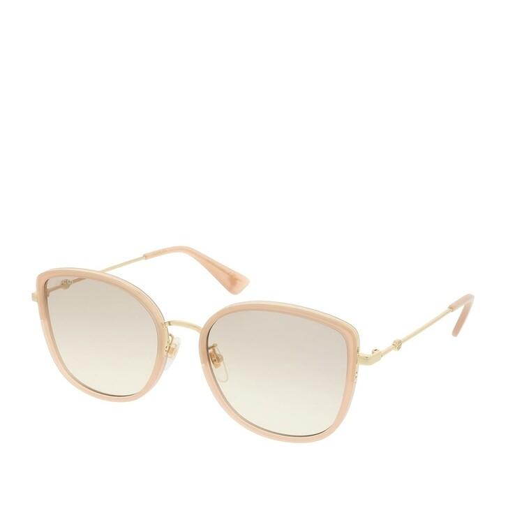 Sonnenbrille, Gucci, GG0606SK 56 004