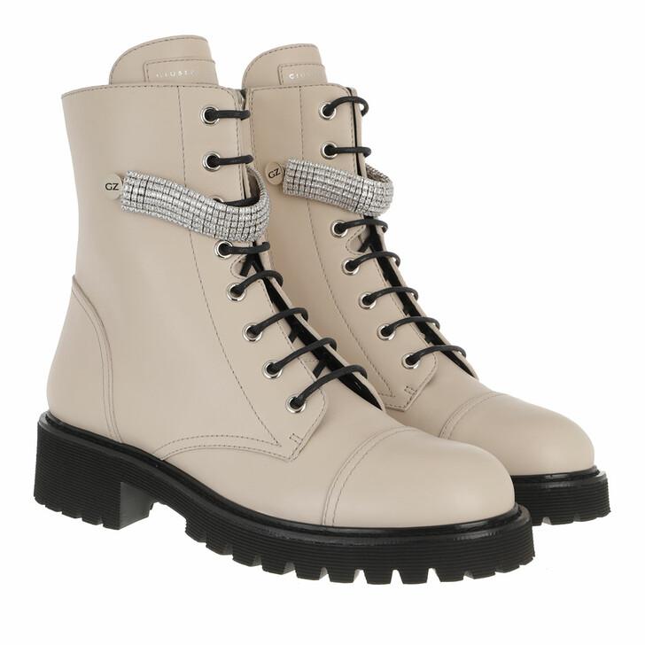 Schuh, Giuseppe Zanotti, Nevada Bootie                    White