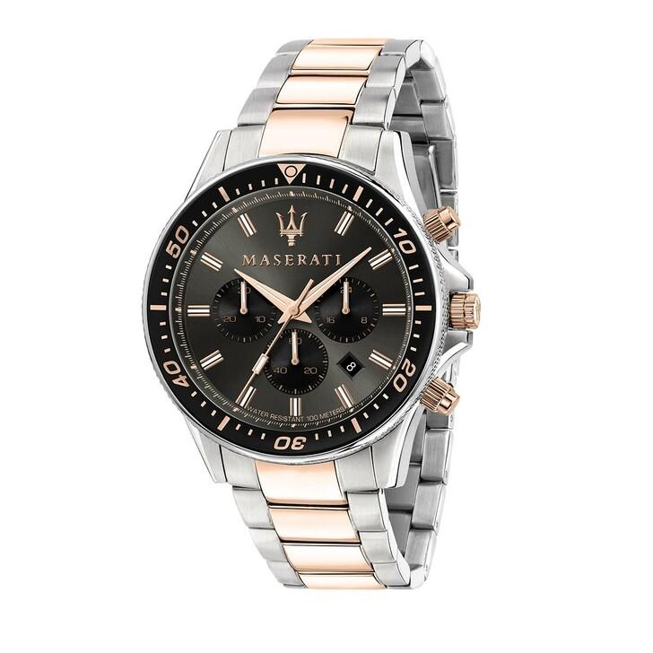 watches, Maserati, Watch Sfida 44mm Silver