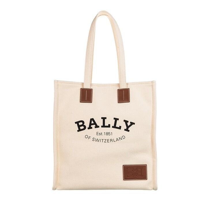 Handtasche, Bally, Crystalia Tote Natural