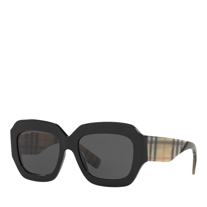 Sonnenbrille, Burberry, 0BE4334 BLACK