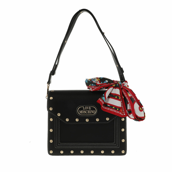 Handtasche, Love Moschino, Crossbody Bag Black