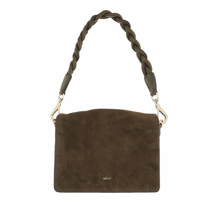 bags, Abro, Crossbody Bag JAMIE  Military