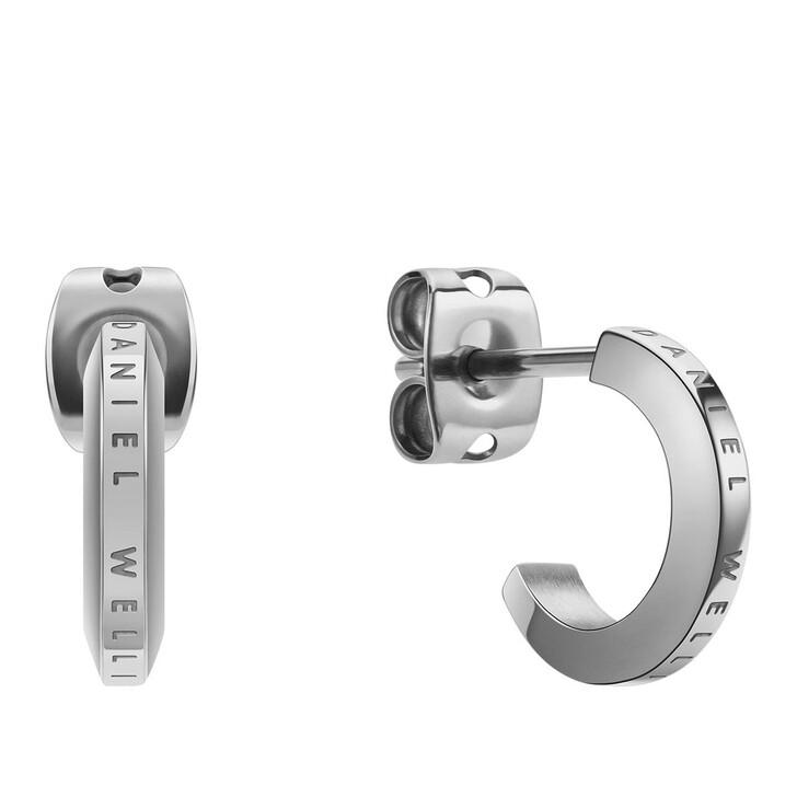 Ohrring, Daniel Wellington, Elan Earrings  Silver