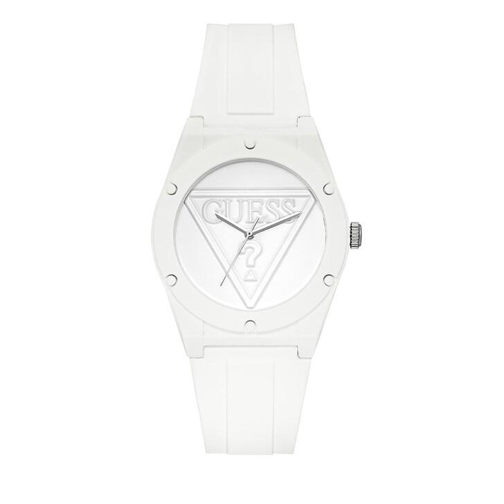 Uhr, Guess, Women Quartz Watch Mini Pop White