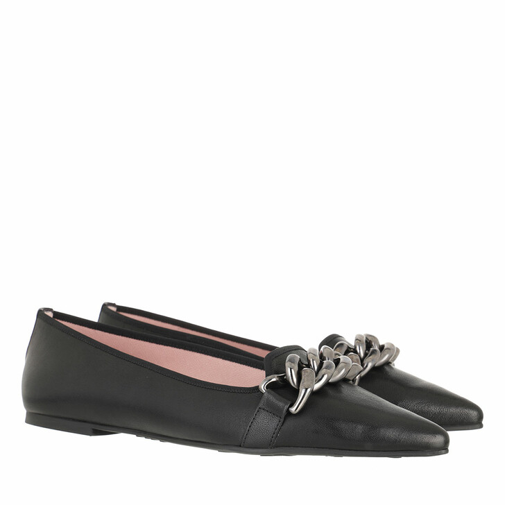 shoes, Pretty Ballerinas, Rosario Extra Soft Loafers Black