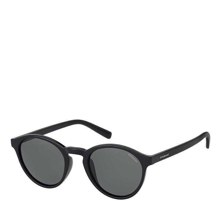 Sonnenbrille, Polaroid, PLD 1013/S SHINY BLACK