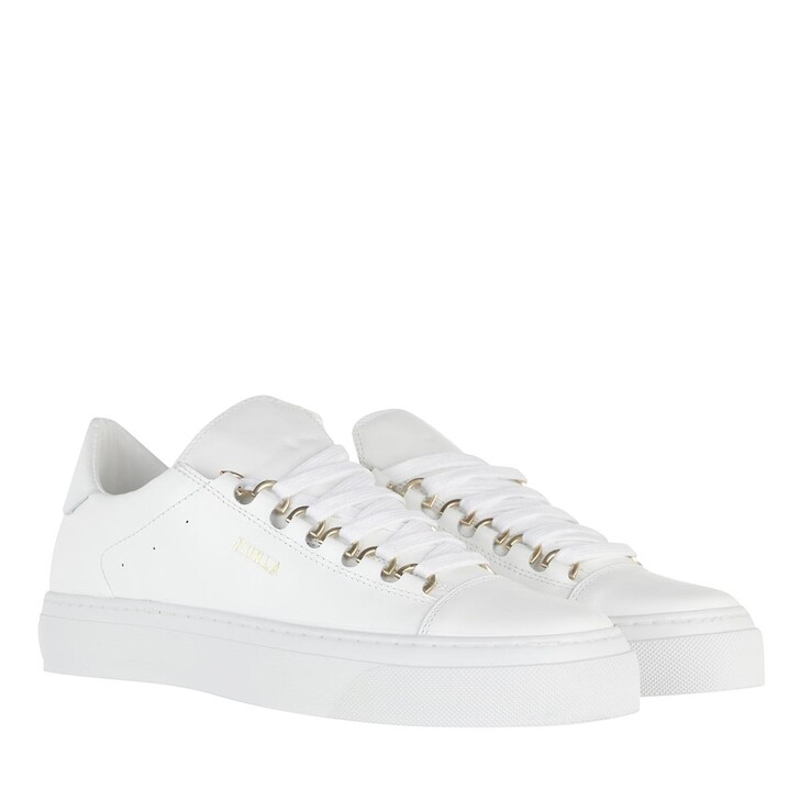 shoes, Furla, Hikaia Low Lace Up Sneaker T  Talco