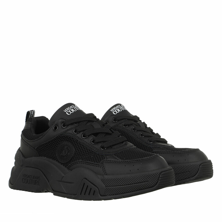 shoes, Versace Jeans Couture, Sneakers Shoes Black