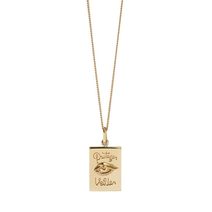 Kette, Meadowlark, Protéger Necklace Yellow Gold