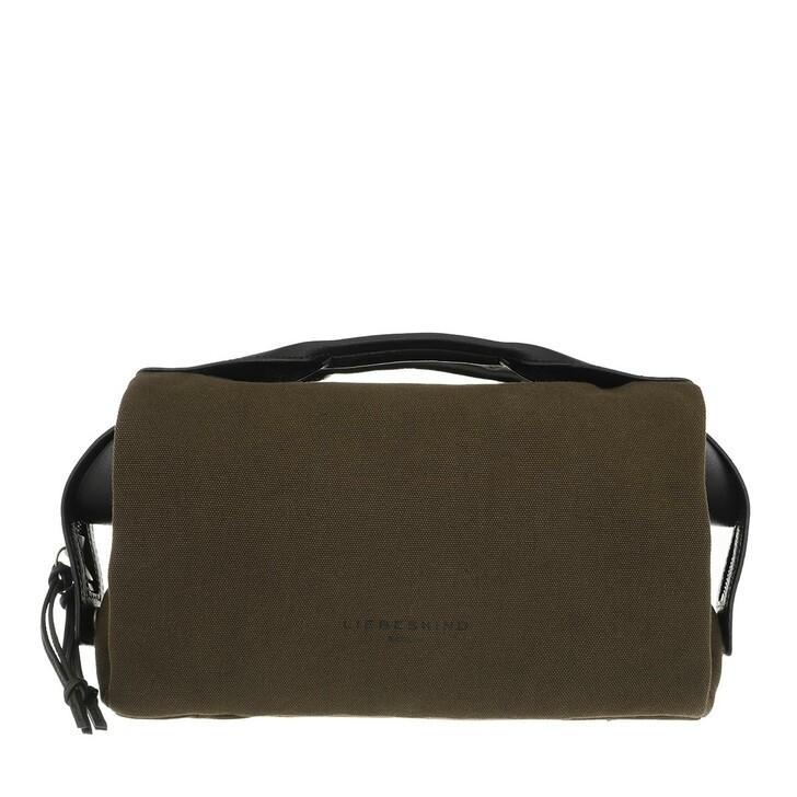Handtasche, Liebeskind Berlin, Gray 3 Satchels Nori Green
