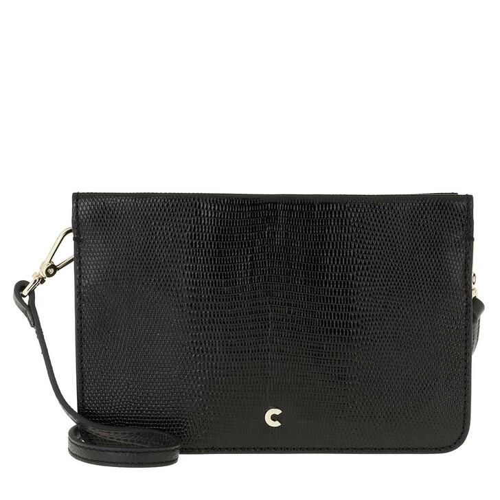 bags, Coccinelle, Mini Bag Noir