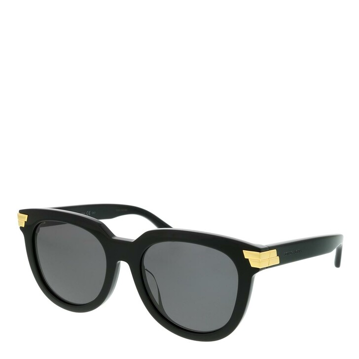 sunglasses, Bottega Veneta, BV1104SA-001 54 Sunglass WOMAN ACETATE BLACK