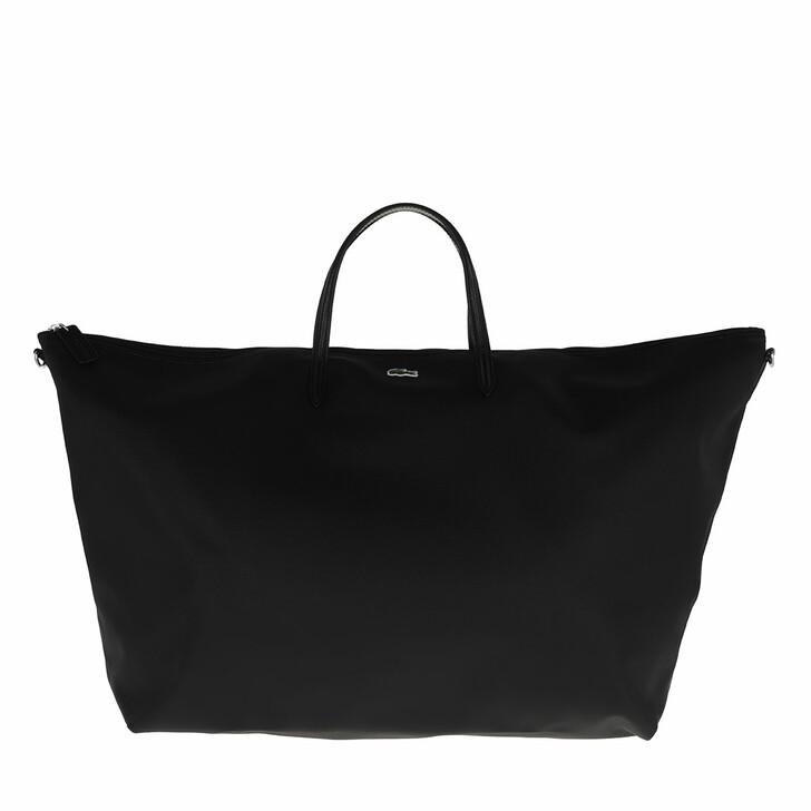 Handtasche, Lacoste, Concept Shopping Bag Black