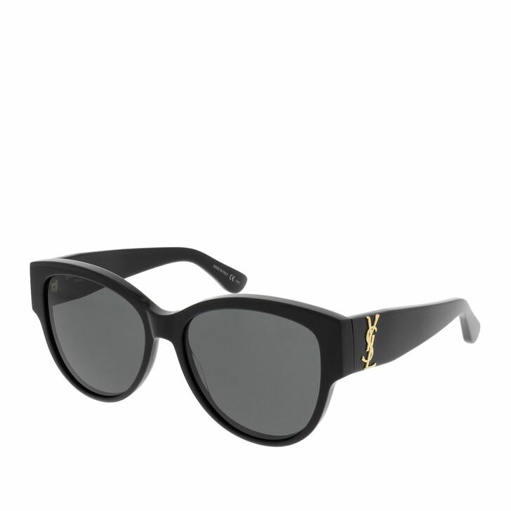 Sonnenbrille, Saint Laurent, SL M3 55 002