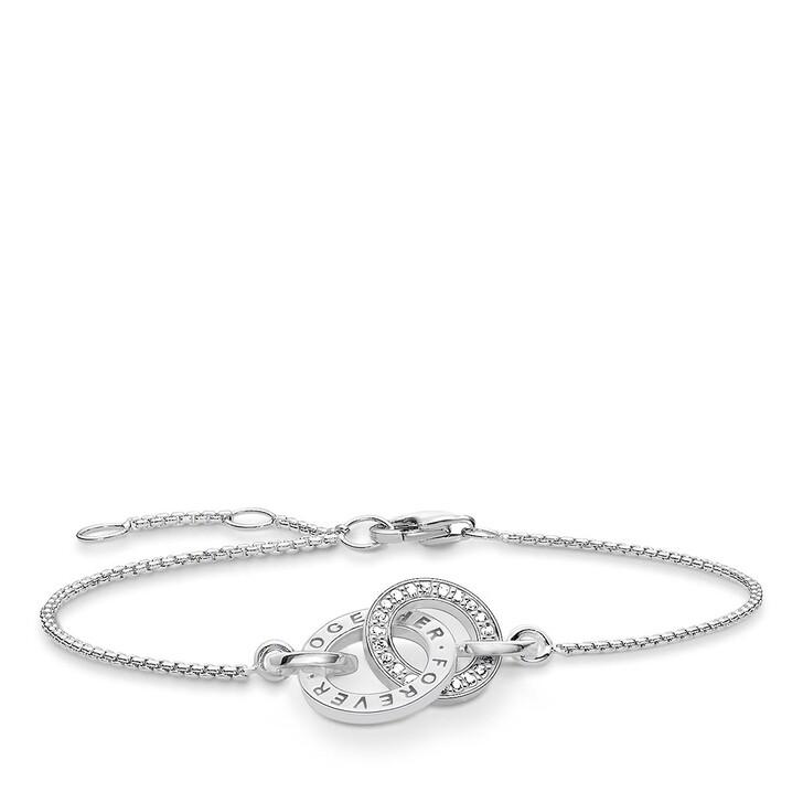 bracelets, Thomas Sabo, Bracelet Silver