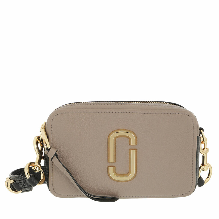 bags, Marc Jacobs, The Softshot 21 Crossbody Bag Cement Multi