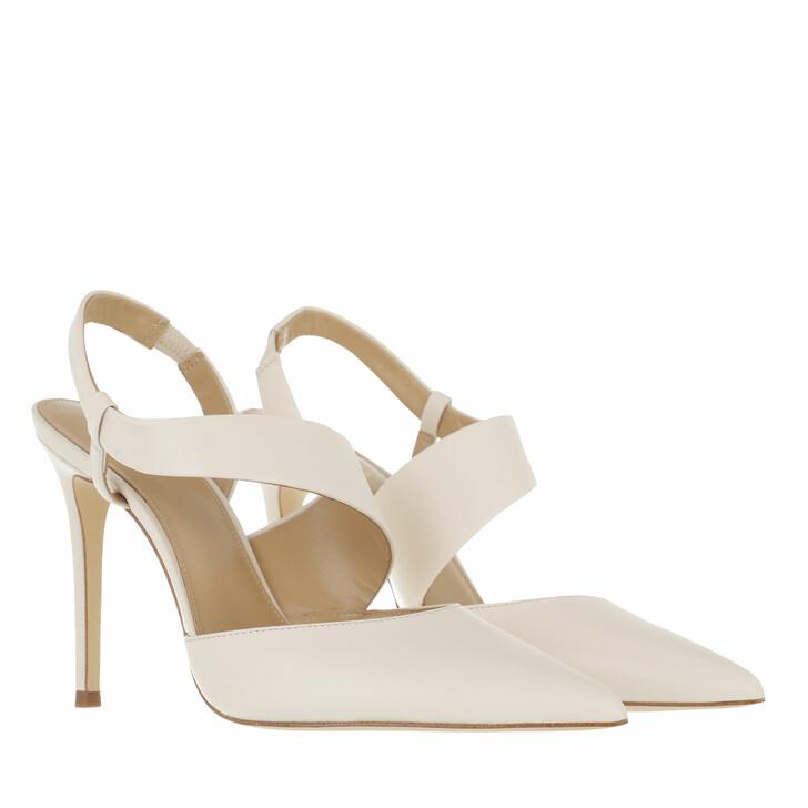 shoes, MICHAEL Michael Kors, Juliet Sling Light Cream