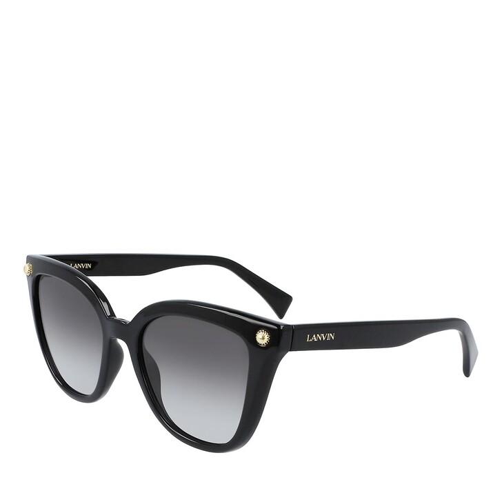 Sonnenbrille, Lanvin, LNV602S BLACK