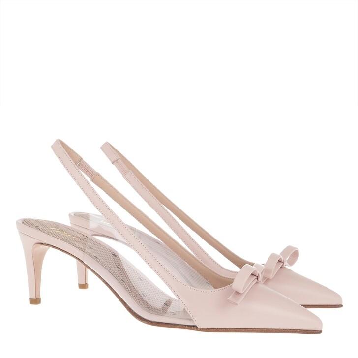 Schuh, Red Valentino, Pump Nude/Transparent