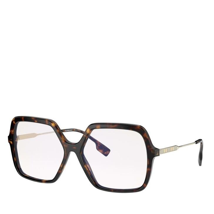 Brillen mit Gläsern, Burberry, Blue Blocker Azetat Women Sonne Dark Havana