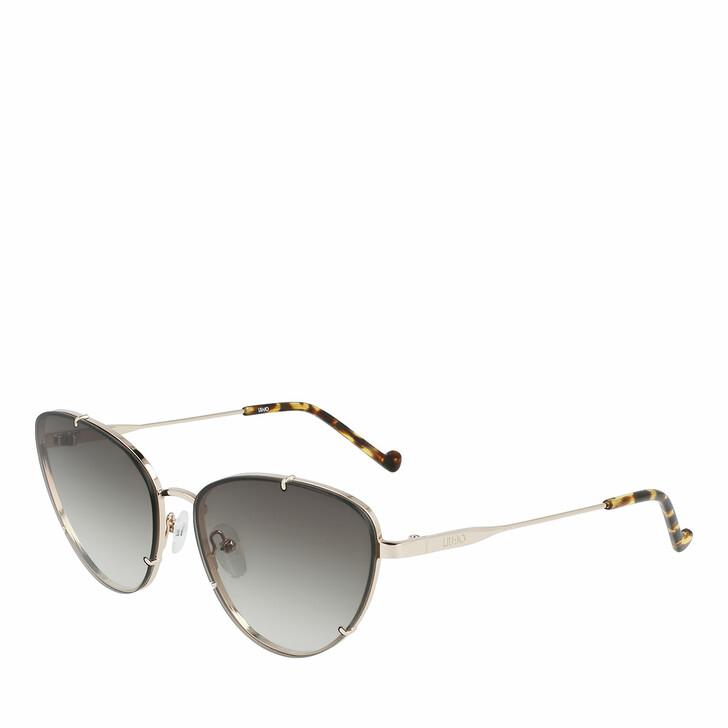 Sonnenbrille, LIU JO, LJ140S Gold Shiny