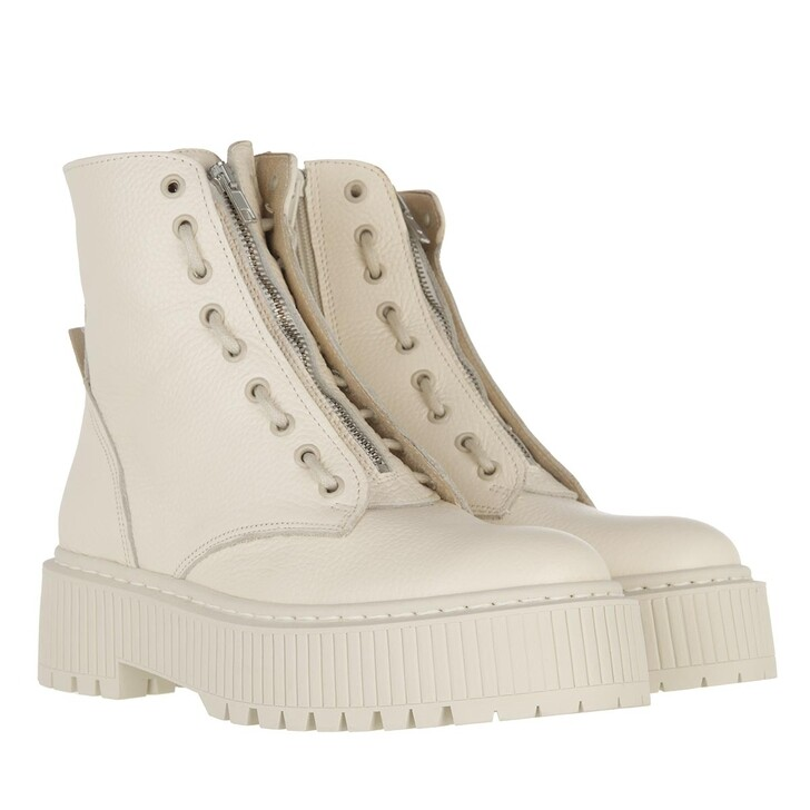 shoes, Steve Madden, Odyl Bootie Bone Leather