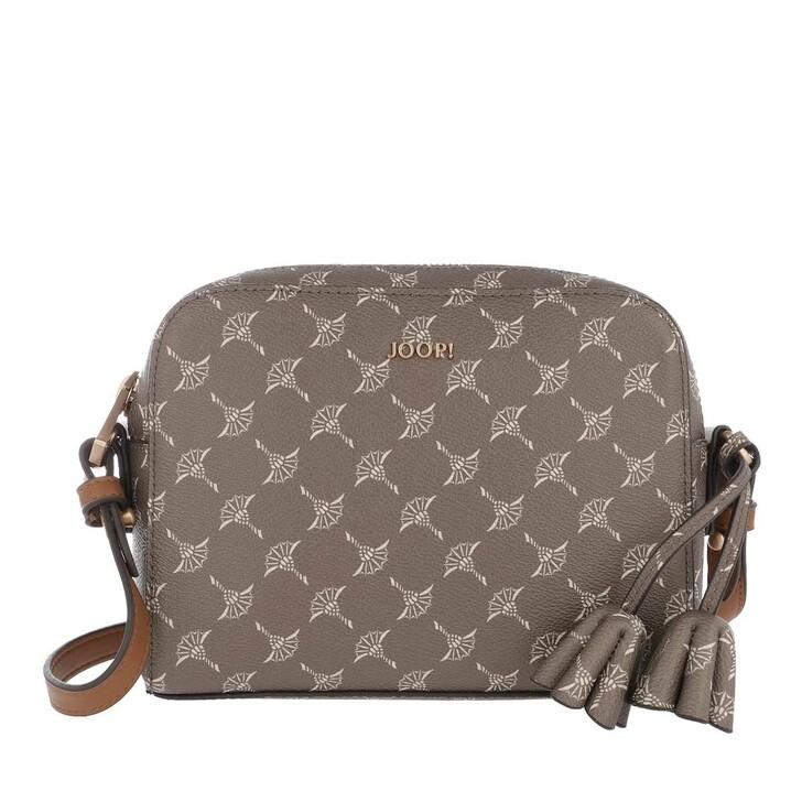 Handtasche, JOOP!, Cortina Cloe Shoulderbag Mud