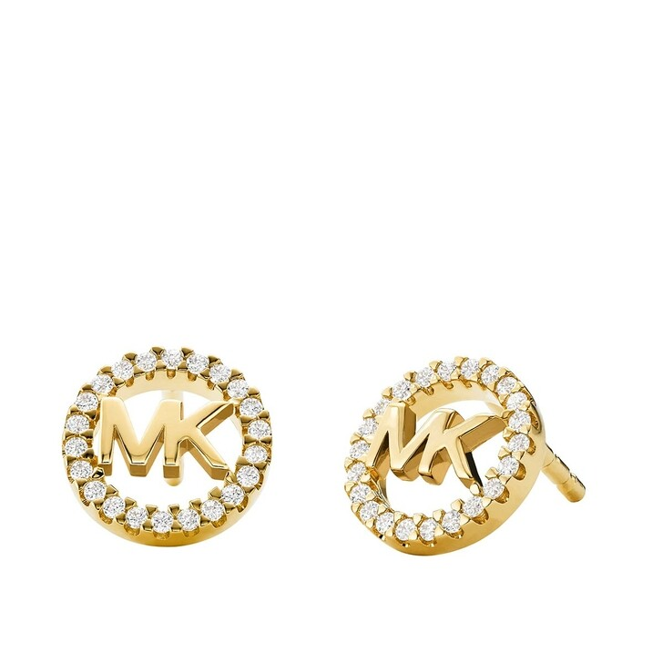 earrings, Michael Kors, Earrings MKC1247AN710 Gold