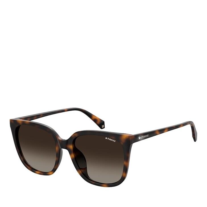 Sonnenbrille, Polaroid, PLD 4083/F/S HAVANA
