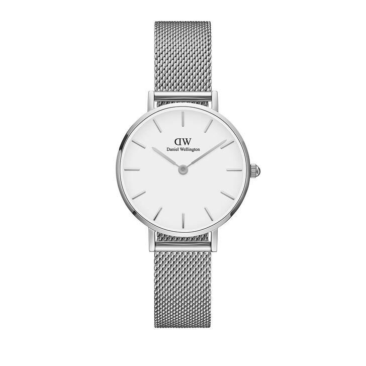 Uhr, Daniel Wellington, Classic Petite Sterling 28 mm Silver