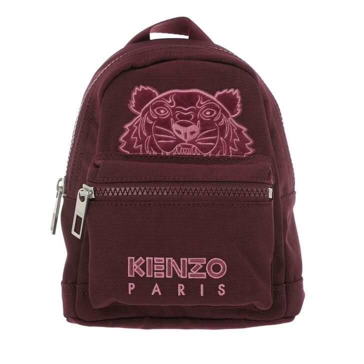 Reisetasche, Kenzo, Backpack Carmine