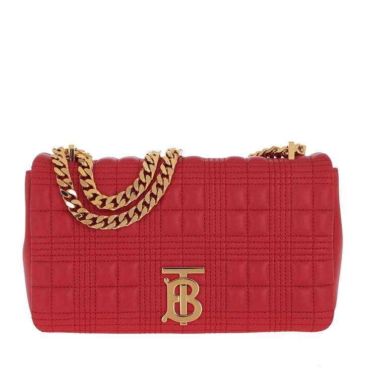Handtasche, Burberry, TB Camera Bag Bright Red