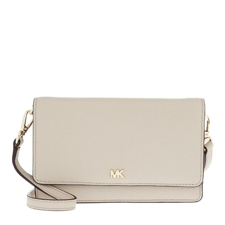 Handtasche, MICHAEL Michael Kors, Phone Crossbody Light Sand