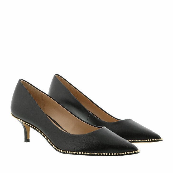 Schuh, Coach, Jackie Leather Pump Black