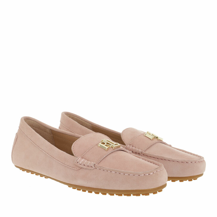 shoes, Lauren Ralph Lauren, Barnsbury Flats Casual Dusty Pink