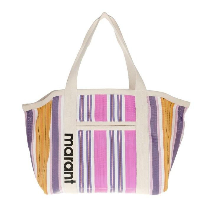 Handtasche, Isabel Marant, Darwen Tote Bag Nylon Fuchsia