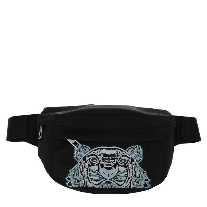 Gürteltasche, Kenzo, Belt Bag Black