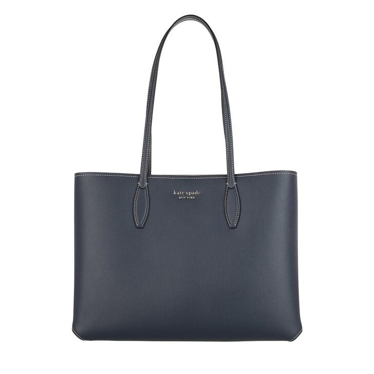 Handtasche, Kate Spade New York, All Day Large Tote Bag Blazer Blue