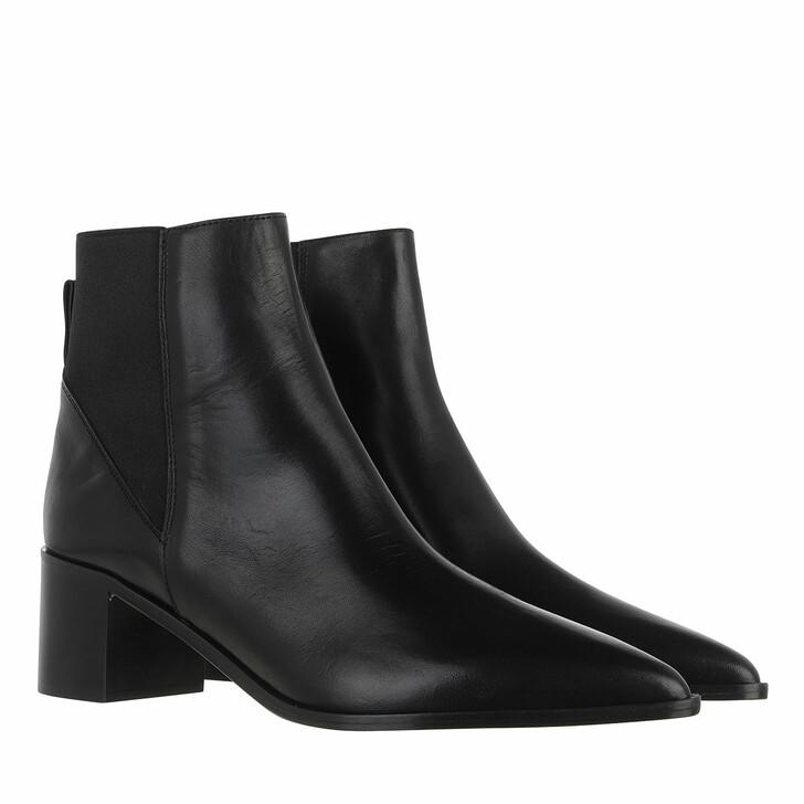 Schuh, ATP Atelier, Donaci Vacchetta Ankle Boots Black