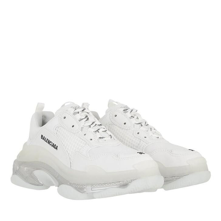 Schuh, Balenciaga, Triple S Sneaker White