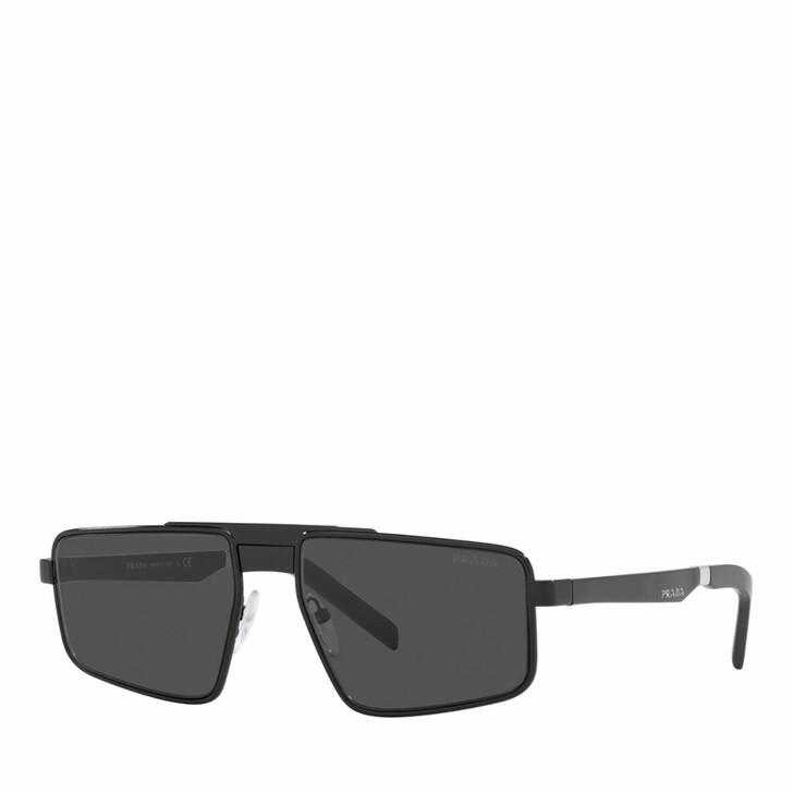 Sonnenbrille, Prada, 0PR 61WS BLACK