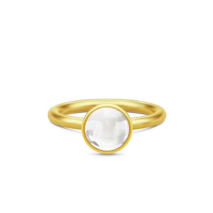 Ring, Julie Sandlau, Primini Ring Gold/Clear