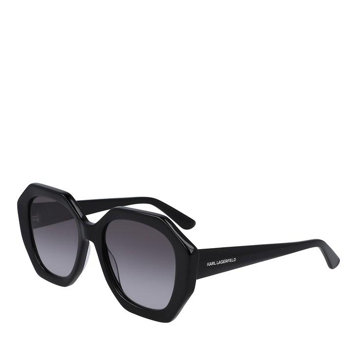 sunglasses, Karl Lagerfeld, KL6012S BLACK
